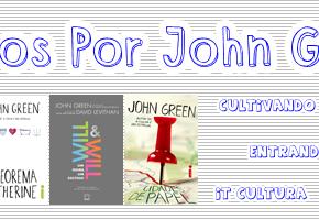 Promoção: Loucos pelo John Green