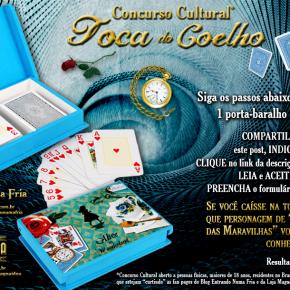 Concurso Cultural Toca do Coelho