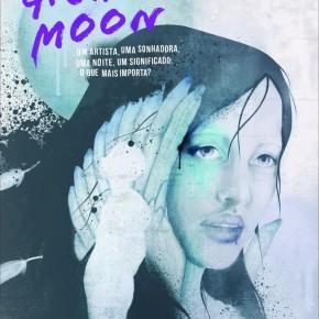 """Valentina divulga booktrailer de """"Graffiti Moon"""" de Cath Crowley"""