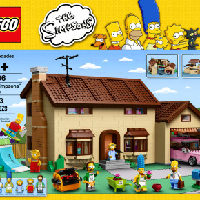 LEGO 71006 - A casa dos Simpsons