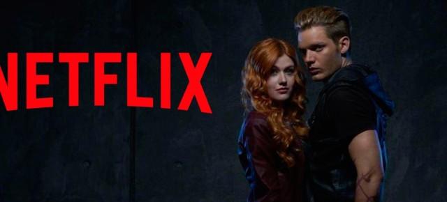 Shadowhunters: The Mortal Instruments na Netflix