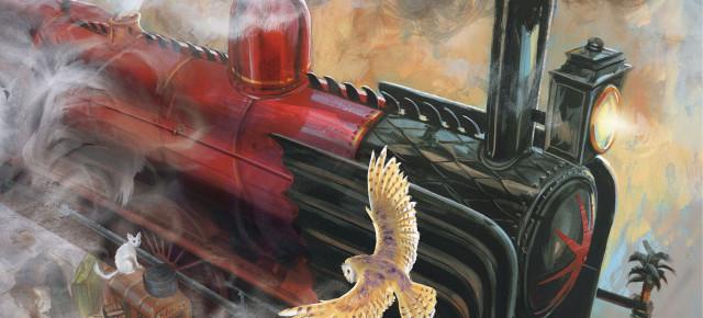 Edição ilustrada de Harry Potter chega em junho pela Rocco