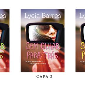 Ajude a Valentina a escolher a capa do novo romance da Lycia Barros