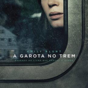 'A Garota no Trem' apresenta imagens inéditas em novo trailer internacional