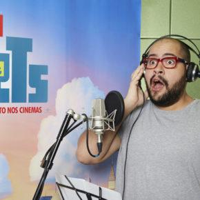 Tiago Abravanel fala sobre a dublagem de Duke em 'Pets – A Vida Secreta dos Bichos'