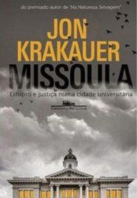 Missoula, de Jon Krakauer