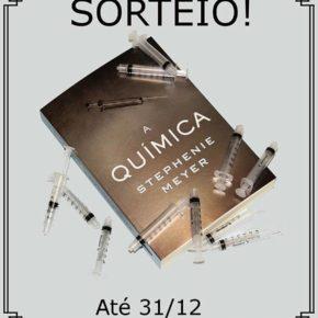 """Semana Especial Stephenie Meyer – Promoção do livro """"A Química"""" no Facebook"""