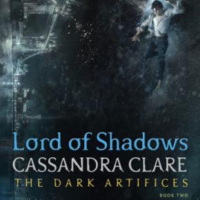 Capa do novo livro da Cassandra Clare