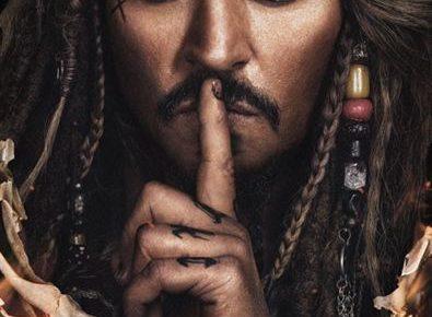 Novos cartazes do filme Piratas do Caribe: A Vingança de Salazar
