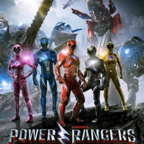 """Crítica do Filme """"Power Rangers"""""""