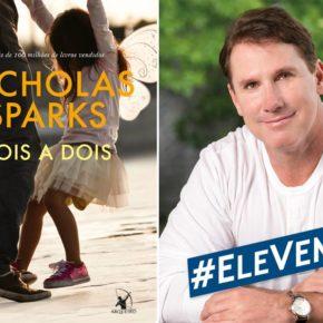 Nicholas Sparks Virá ao Brasil em Abril