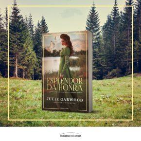 Pré-venda do livro Esplendor da Honra da Julie Garwood