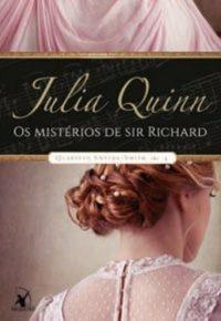 "Primeiro Capítulo do livro ""Os Mistérios de Sir Richard"" da Série Quarteto Smythe-Smith da Julia Quinn"