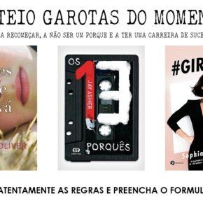 Sorteio – Garotas do Momento
