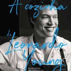 Leo Young, vencedor do MasterChef, lança livro em São Paulo
