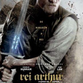 """Crítica do Filme """"Rei Arthur - A Lenda da Espada"""""""
