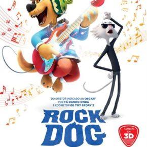 """Crítica do Filme""""Rock Dog - No Faro do Sucesso"""""""
