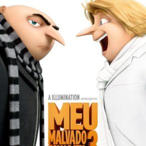 """Crítica do Filme """"Meu Malvado Favorito 3"""""""