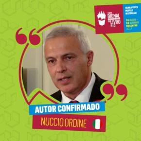 O Autor Italiano Nuccio Ordine Está Confirmado Na Bienal Do Rio