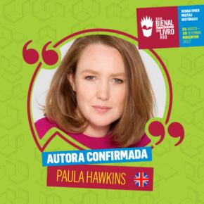 Paula Hawkins Está Confirmadíssima Na Bienal Do Rio