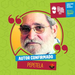 Pepetela É Mais Um Autor Confirmado Na Bienal Do Rio