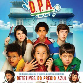 """Crítica do Filme """"Detetives Do Prédio Azul (D.P.A.) - O Filme"""""""