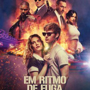 """Crítica do filme """"Em Ritmo De Fuga"""""""