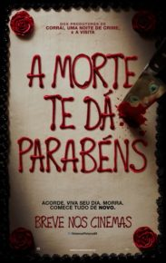 """Crítica do Filme """"A Morte Te Dá Parabéns"""""""