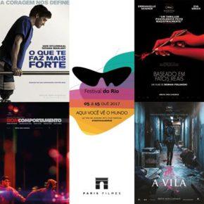 Paris Filmes Leva Quatro Filmes a 19ª Edição do Festival do Rio