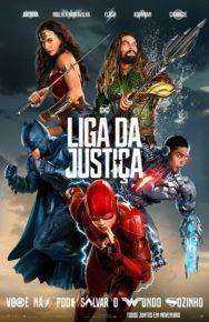 """Crítica do Filme """"Liga da Justiça"""""""