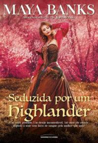 Resenha: Seduzida por um Highlander (Trilogia Irmãos McCabe #02) - Maya Banks