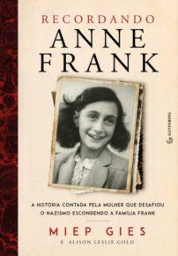 """Resenha """"Recordando Anne Frank"""""""